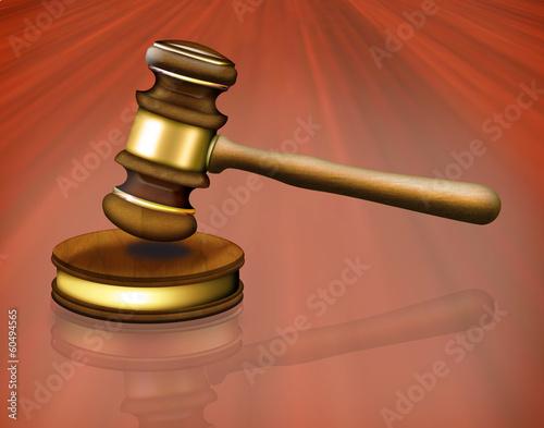 Richterhammer, Gerichtshammer, Auktionshammer