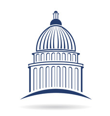 Capitol cupula Logo