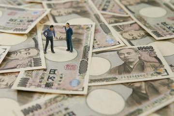 Japanease 10000 yen.