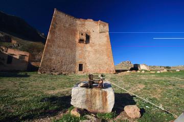 tonnara della riserva monte cofano san vito lo capo sicilia