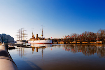 Philadelphia is home of America's most historic sailing ships