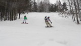 Three Snowboarders