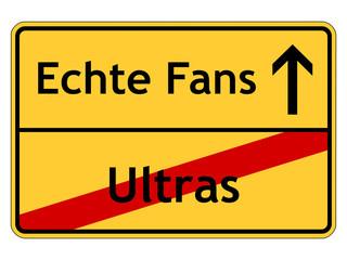 Ultras sind keine Fans