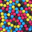3D - CMYK Balls (I)
