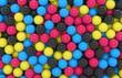 3D - CMYK Balls (II)
