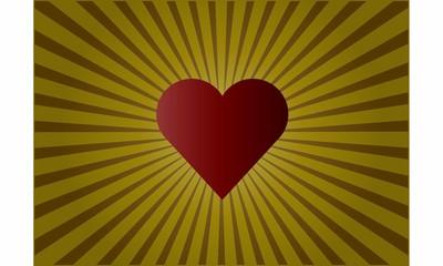 Raggi e cuore