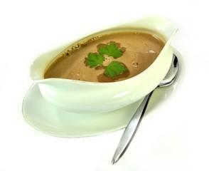 Gravy bowl