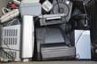 Leinwanddruck Bild - elektroschrott
