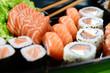 Japanese food - Sushi - 60502326