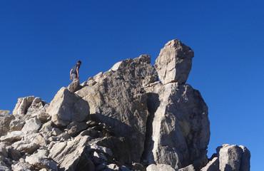 Randonnée au sommet - Vanoise