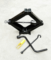 car lifter set