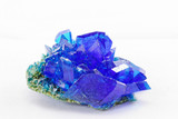 Crystals of blue vitriol - Copper sulfate