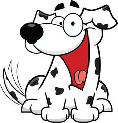 Cartoon Dalmatian