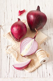 Red onion.