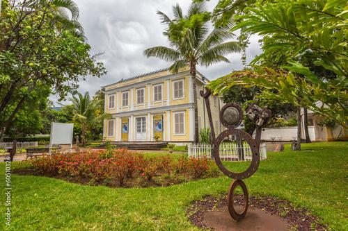 Papiers peints Autre Afrique Artothèque of Saint-Denis, La Réunion