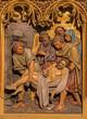 Bratislava - Burial of Jesus scene - st. Martins cathedral