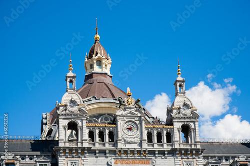 Antwerp Central railway station