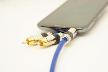 audiostecker für's Handy