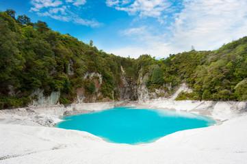 Inferno Crater Lake