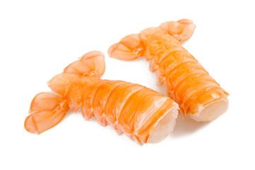 prawn tails