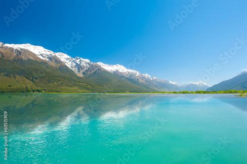 Poster Lake Wakatipu