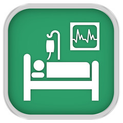 Intensive Care sign