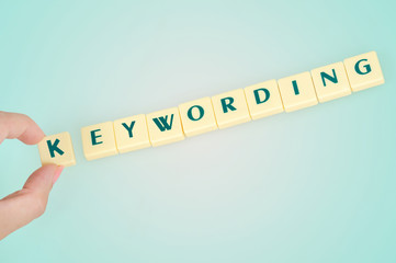 Keywording word