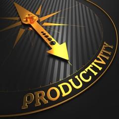 Productivity Concept.