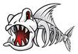 Fish Skeleton - 60519947