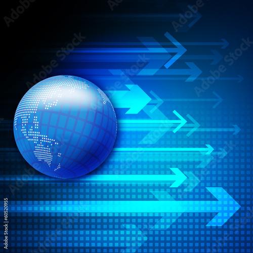 グローバルネットワークイメージ