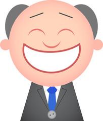 Funny Boss Happy