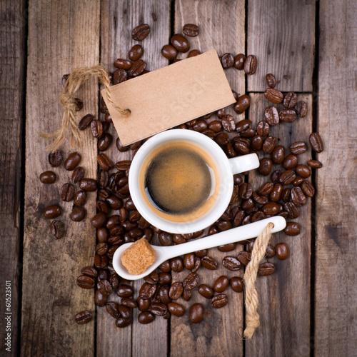 Espresso, Label