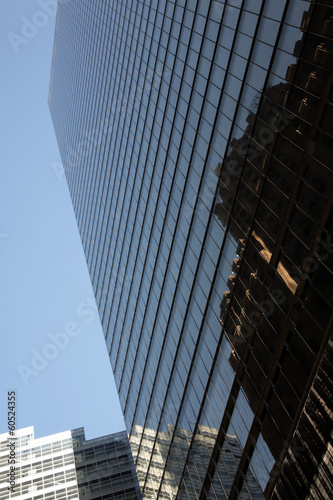 Modern building, New York