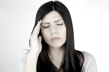 Please help me to stop my headache