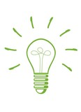 glühlampe glühbirne grüne energie