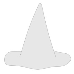cartoon image of hat (accessory)