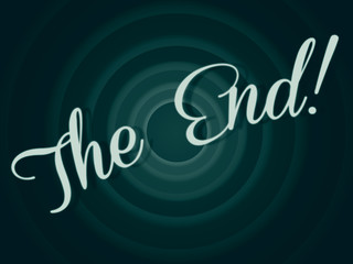 Background - The End, círculos verdes