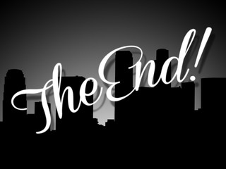 Background - The End, Los Angeles