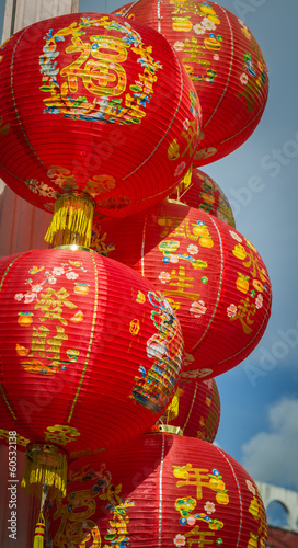 Chainese lanterns, chainese new year