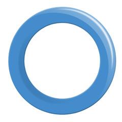 Diabetes awareness symbol