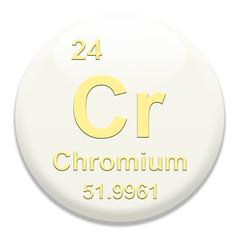 Periodic Table Cr Chromium