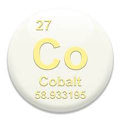 Periodic Table Co Cobalt