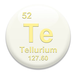 Periodic Table Te Tellurium