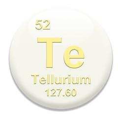 Periodic Table Te Tellurium