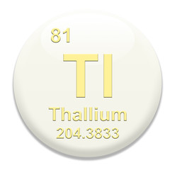 Periodic Table Tl Thallium