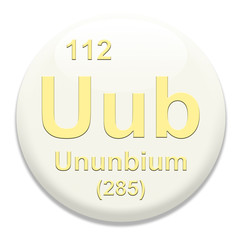 Periodic Table Uub Ununbium