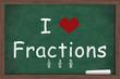 I love Fractions