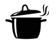 Cooking pan icon - 60540373