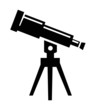 Telescope icon - 60540384