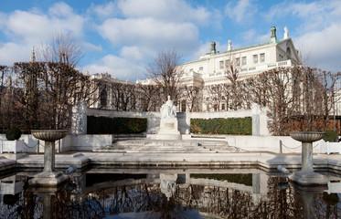 Statue of Empress Elisabeth of Austria
